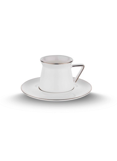 Schafer Ottoman Kahve Fincan Takımı Renkli